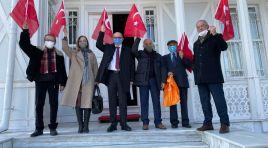 Ulu Önder Gazi Mustafa Kemal Atatürk tarafından 6 Şubat 1933 tarihinde okunan Bursa Nutku'nun 88. Yılını, Atatürk Evi önünde gerçekleştirdiğimiz tören ile andık.